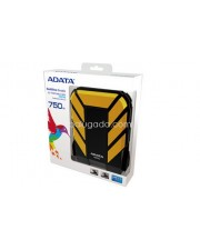 Adata HD710 : Waterproof-Shock-Resistant USB 3.0 External Hard Drive (1TB)