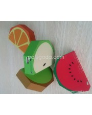 Power Bank Fruit Series 6000 mah