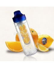 Tritan Water Bottle With Fruit Infuser