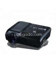 DVD Projector 268 : Home Theater Portable DVD Projector, Display Up to 80 Inch