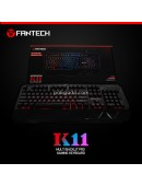 Fantech K11 Madman Multi Backlit Pro Gaming Keyboard