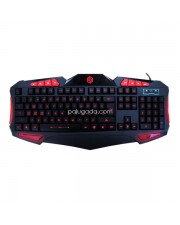 Fantech K7M Backlit Multimedia Gaming Keyboard
