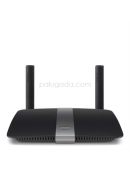 Linksys EA6350 : AC1200+ Dual-Band Smart Wi-Fi Wireless Router