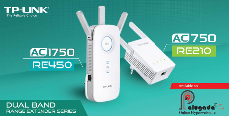 TP-LINK RE450 & RE210