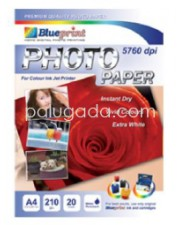 Blueprint BP-GPA4190 : Photo Paper A4 (Mawar)