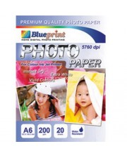 Blueprint BP-GPA6200 : Photo Paper A6/Ukuran PostCard*