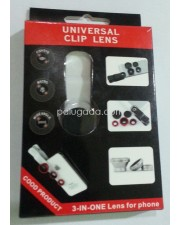 Universal Clip Lens - Wide & Fish Eye Lens