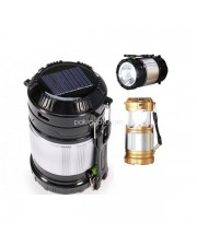 GL-9599 Solar Zoom Camping Lamp
