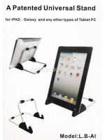 Universal Stand for iPad, Galaxy & Tablet PC