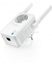 TP-LINK TL-WA860RE 300Mbps WiFi Range Extender dengan AC passthrough