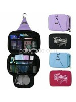 Travel Bag Hanging Toiletries Bag Organizer Tas Kosmetik toilet Mandi.