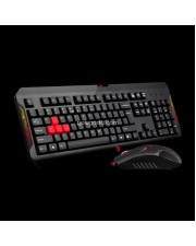 A4Tech Bloody Q1100 Blazing Gaming Keyboard Mouse