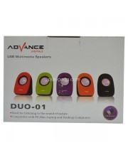 Advance Duo-01 Speaker