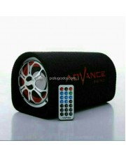 "Advance Speaker T-102KF 6.5"" Car Subwoofer Advance T102KF USB MicroSD"