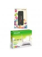 Paket Modem Router 4G - Advance DT100 dan TP-LINK TL-MR3420