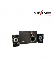 Advance M-180 FM Speaker Subwoofer multimedia M180