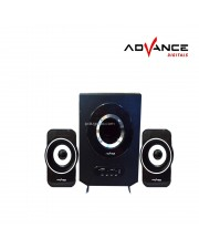 Advance M-230 FM Speaker Subwoofer multimedia M230