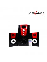 Advance M680 Speaker Subwoofer Multimedia Bluetooth