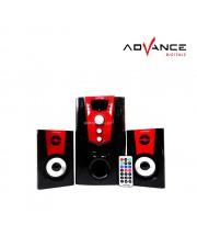 Advance M-680 BT Speaker Subwoofer multimedia M680BT Bluetooth