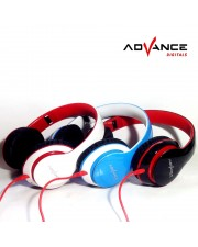 Advance MH-033 Stereo Headset Powerfull Bass