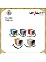 Advance R1 Speaker Portable Murottal Al Quran 25 Qori