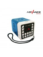 Advance R1 Speaker Portable Slot USB Micro SD