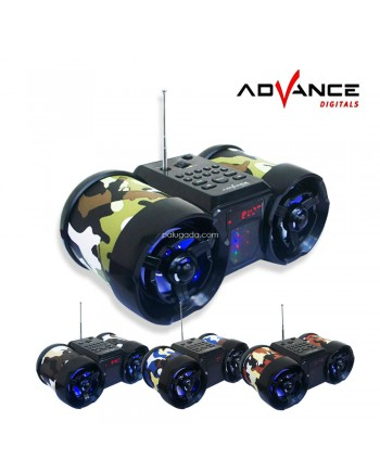 Advance TP-666 Speaker Portable