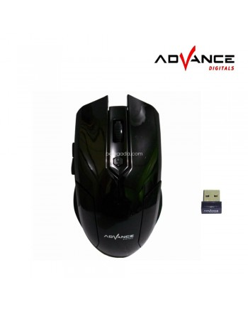 Advance WM501B Optical Wireless Mouse