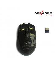 Advance Digitals WM501C Optical Wireless Mouse