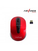 Advance WM502B Optical Wireless Mouse
