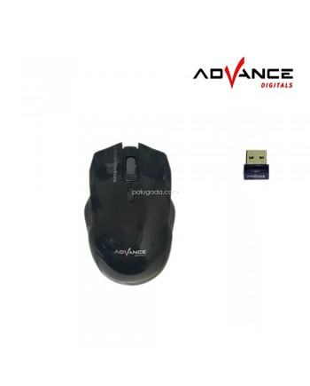 Advance WM502C Optical Wireless Mouse