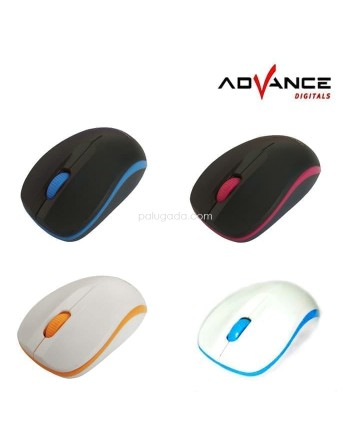 Advance W10 Wireless Mouse Office