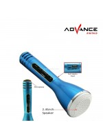Advance MS-52 Speaker Bluetooth Mic Portable
