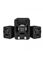 Alcatroz X-Audio 2.1 Super Reflect Bass