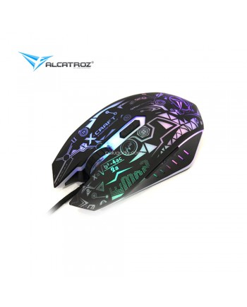 Alcatroz  X-Craft Quantum 7000 PRO Gaming Mouse + Free Mousepad