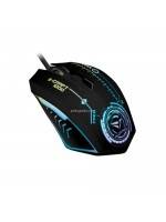 Alcatroz Mouse Gaming X-Craft Trek 1000 + Free Mousepad