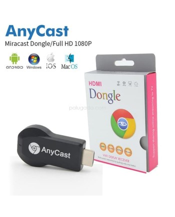 Anycast Wireless HDMI Dongle Streaming Media Player
