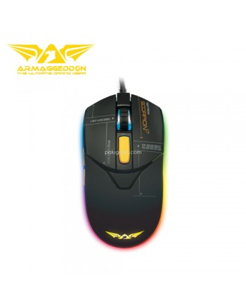 Armaggeddon Scorpion 7 The Ultimate Gaming Mouse
