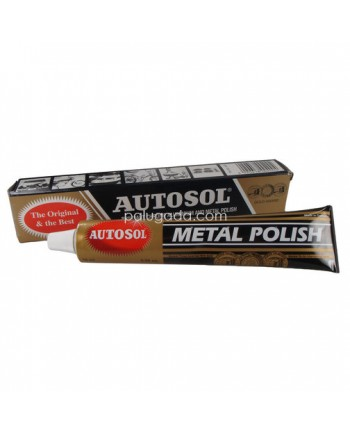 Autosol Metal Polish 50 Gram - Poles Metal Chrome Stainless