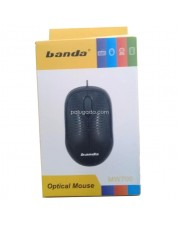 Banda MW700 Mouse USB Optik Kabel