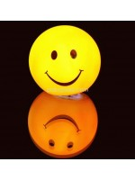 Lampu Smile Emoticon