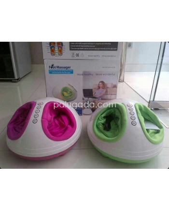 Foot Massager : Alat Pijat Kaki 3D