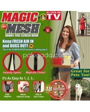 Magic Mesh - Tirai Nyamuk Magnet