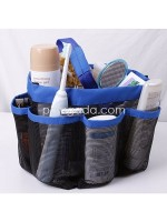 Shower Caddy 8 Pocket - Toilet Organizer