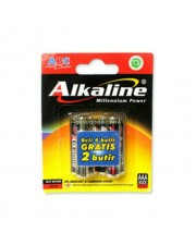 ABC Alkaline Baterai AAA 6 Pcs - Battery A3 6pcs