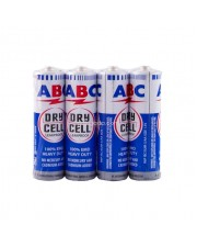 ABC Biru Baterai AA 4 Pcs - Battery A2 4pcs