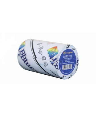 Blueprint Thermal Paper Roll 80x47mm