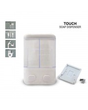 Touch Soap Double Dispenser Sabun Cair 2 Tabung