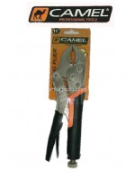Camel Locking Plier Chrome 10inch - Tang Jepit Buaya 10inch