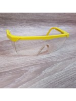 Camel Safety Glasses - Kacamata Safety Bening